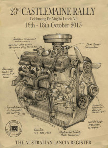 castlemaine rally poster low res