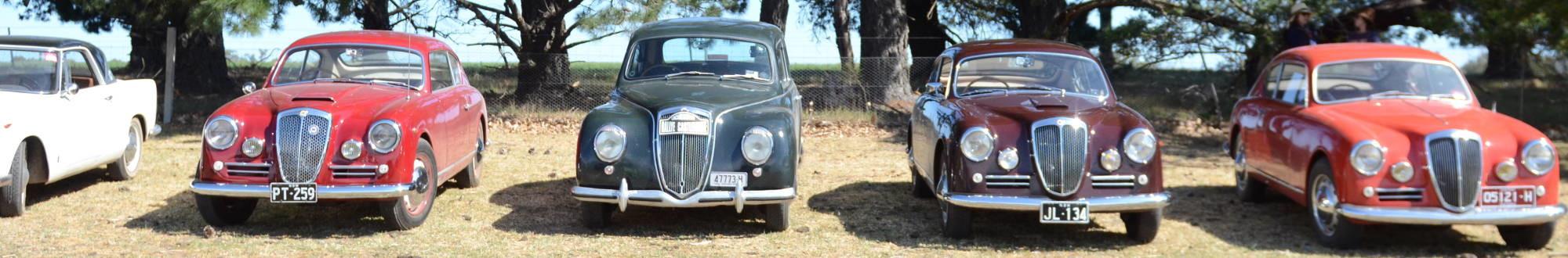 Australian Lancia Register